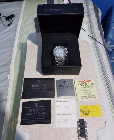 Relógio Invicta Capsule Modelo 6661