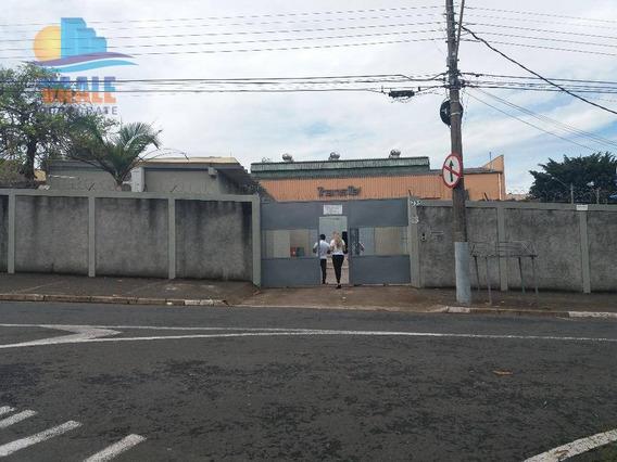 Galpão Industrial Para Venda E Locação, Jardim Do Lago, Campinas. - Ga0199
