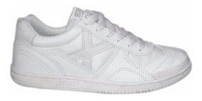 Zapatos Tenis Munich X Zapatilla Colegial Extra Resistente
