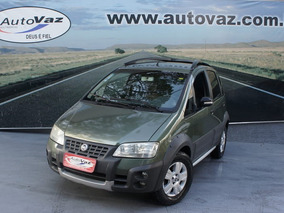 Fiat Idea Adventure 1.8 2008