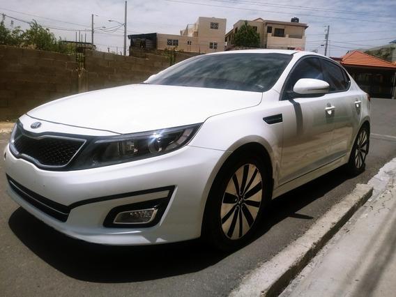 Kia K5 Luxury Korea
