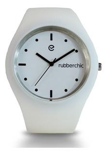 Reloj Sumergible Blanco Rubberchic Sense