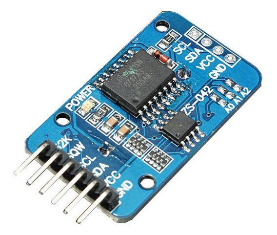 Modulo Ds3231 Sensor Relogio De Precisão Para Arduino
