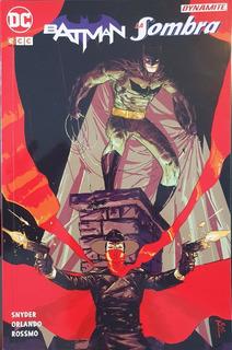 Batman / La Sombra (ecc) - Scott Snyder