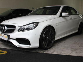 Mercedes-benz Classe E 63 Amg 5.5 Bi-turbo 4p