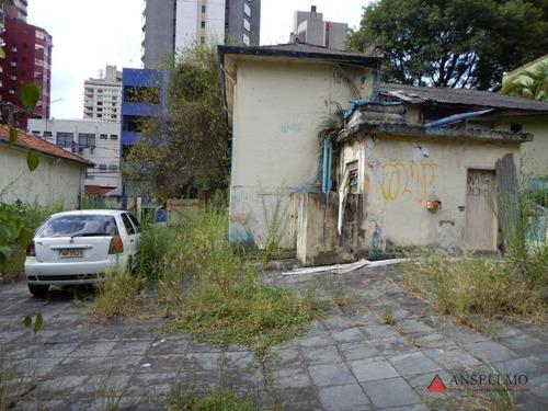 Imagem 1 de 11 de Terreno À Venda, 2500 M² Por R$ 10.750.000,00 - Centro - São Bernardo Do Campo/sp - Te0112