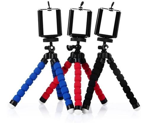 Trípode Pulpo Universal Para Cámaras Smartphone