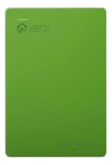 Disco rígido externo Seagate Game Drive STEA2000403 2TB verde