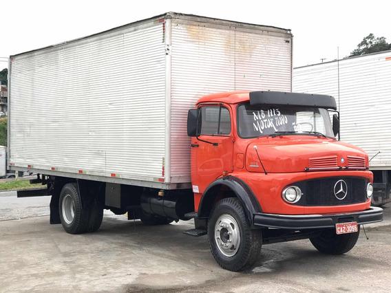 Mercedes-benz 1113 Mb Toco Bau 4x2