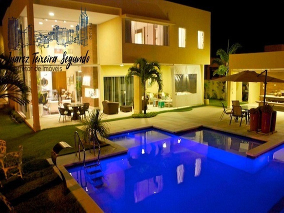 Casa Em Interlagos Cond. Fechado Alto Padrão! - 02104 - 2886955