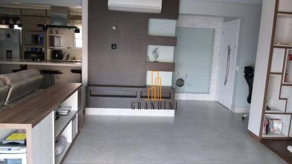 Apartamento Com 3 Dormitórios À Venda, 123 M² Por R$ 950.000,00 - Centro - São Bernardo Do Campo/sp - Ap1554