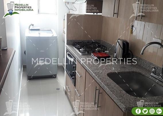 Apartamentos Amoblados Economicos En Medellín Cód: 4779