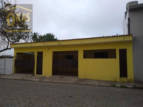 Imagem 1 de 21 de Casa À Venda Por R$ 276.000,00 - Vila Urupês - Suzano/sp - Ca0317