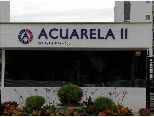 Imagen 1 de 14 de C.r. Acuarelas Ii Ciudad Pacifica
