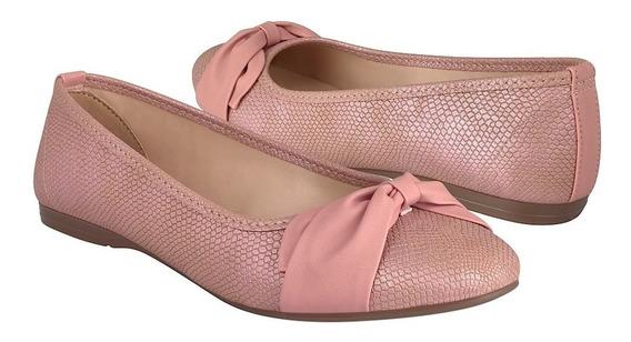 Zapatos De Vestir Para Dama Capa De Ozono 377119-3 Rosa