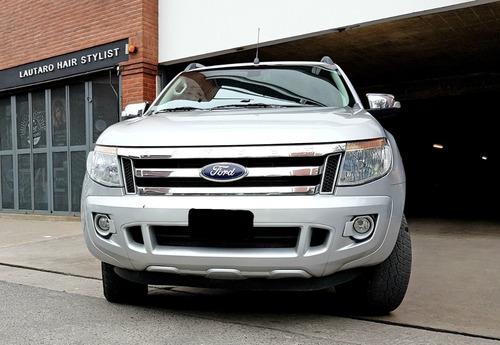 Ford Ranger Dc 4x4 Ltd Mt 3.2 (200cv)