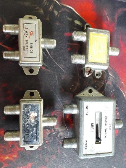 Splitter E Coaxial Switch