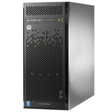 Servidor Hp Proliant Ml110 Gen9 Xeon E5-1603v3 16gb Hd 2x2tb
