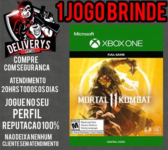 Mortal Kombat 11 Ultimate Edition Xbox One Midia Digital
