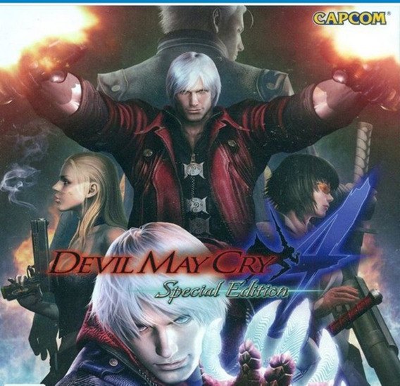 Devil May Cry 4 Special Edition Pc Digital