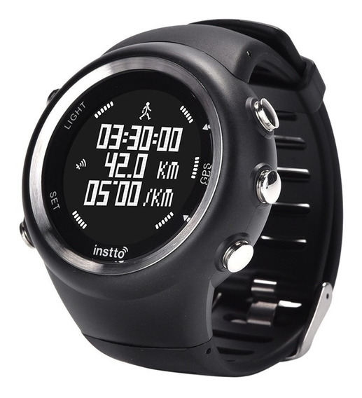 Smartwatch Insport3 Gps Sumergible Deportivo Instto