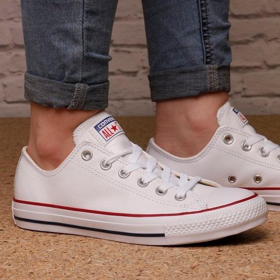 Zapatillas Converse Cuero Mujer Ninos Ropa y Accesorios en