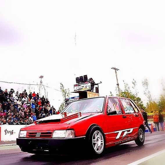 Fiat Uno Competicion Picadas 1/4 De Milla