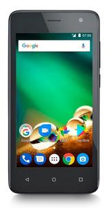 Celular Smartphone Multilaser Ms45 4g 1gb Câmera 8 Mp Preto