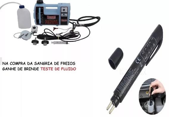 Sangria De Freios + Caneta P/ Teste De Fluidos De Freios