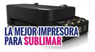 Impresoras Epson Sublimacion. Okm