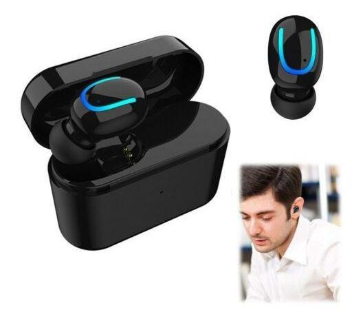 Fones De Ouvido Sem Fio Mini True Bluetooth 5.0 Estéreo Fone