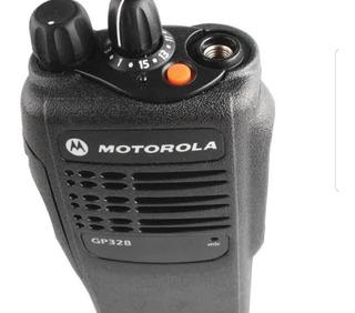 Motorola Gp 338/328 Antiexplosion Con O Sin Teclado