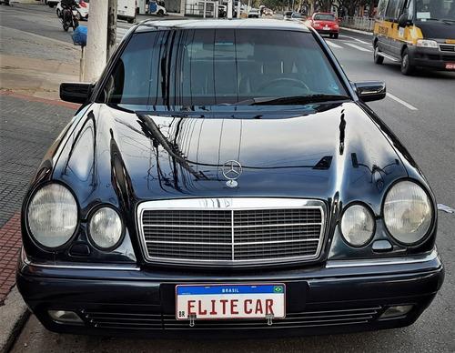 Imagem 1 de 12 de Mercedes-benz E 320 3.2 Elegance V6 Gasolina 4p Único Dono