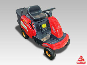 Mini Tractor De Cortar Pasto Roland H062 C/recolector