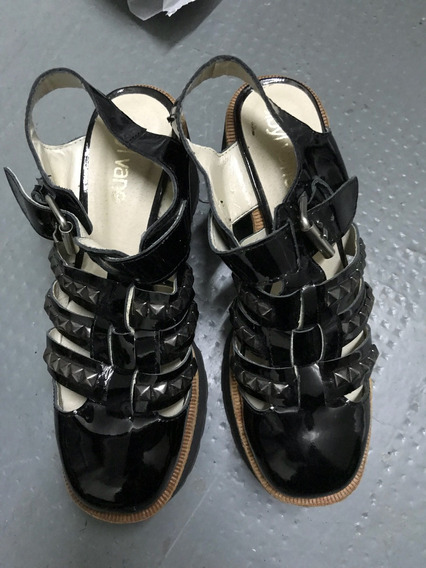 Lote De Zapatos Sandalias 35