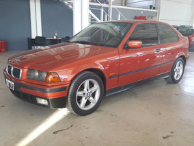 Bmw Serie 3 Única Mano Impecable
