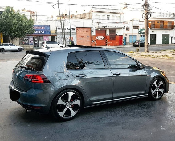 Volkswagen Golf 2.0 Gti Tsi App Connect 2016