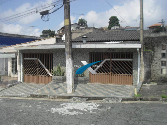 Casa À Venda 2 Quartos 97 M² Por R$ 350.000 - Vila Suely - Ribeirão Pires/sp - Ca0604