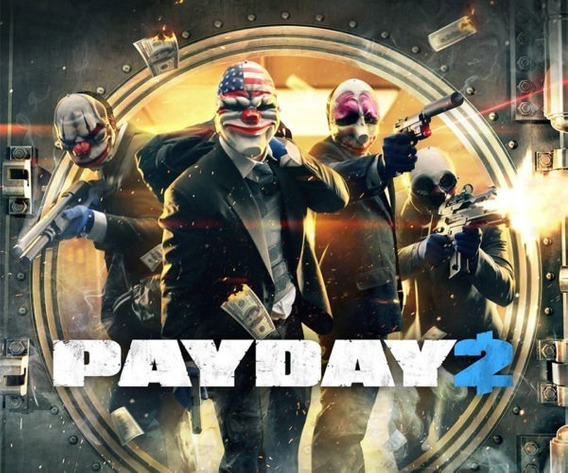 Payday 2 - Steam Key Pc Original