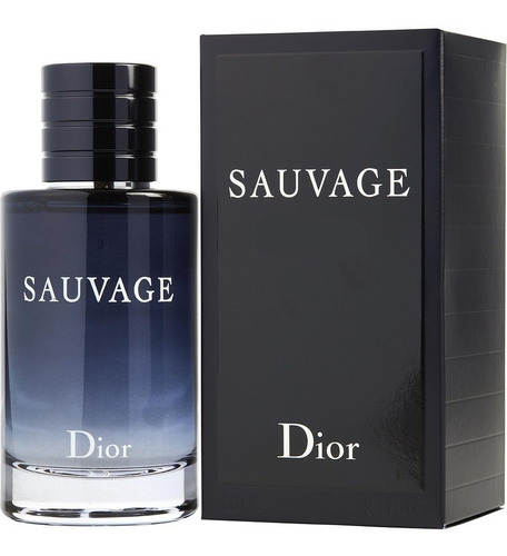 Perfume Importado Sauvage De Christian Dior 100ml Edt