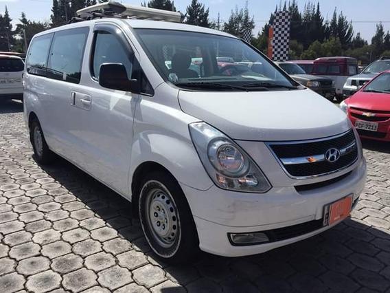 Minivan Hyundai H1 Modelo 2015