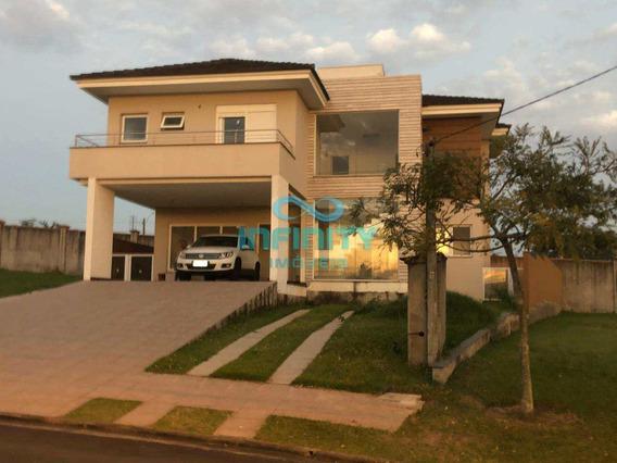 Casa De Condomínio Com 4 Dorms, Alphaville, Gravataí - R$ 1.95 Mi, Cod: 723 - V723