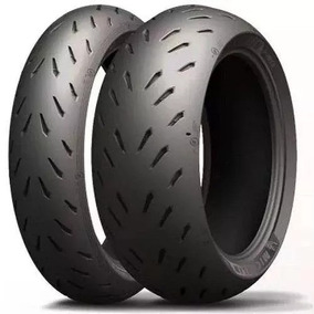 Par Pneu Michelin Para Z1000 120/70-17+200/55-17 Power Rs