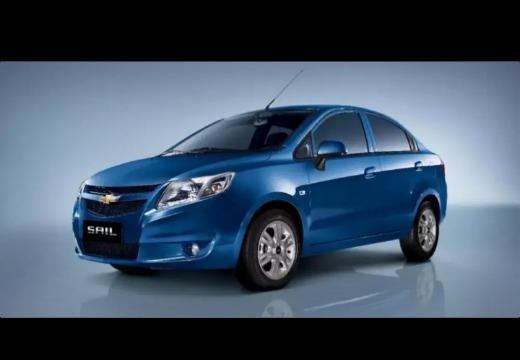 Chevrolet Sail Nuevo