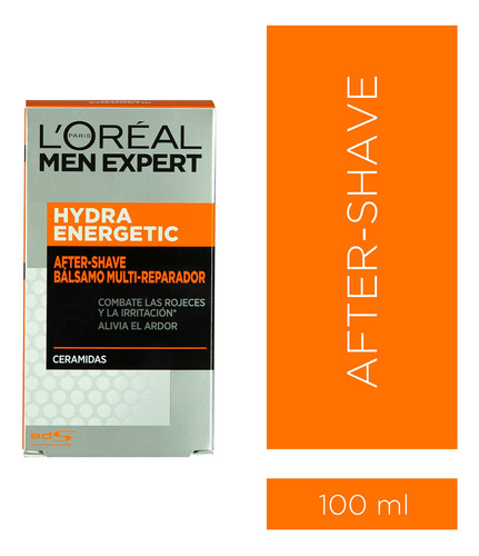 After Shave Hydra Energetic X 100 Ml L'oréal Men Expert