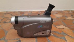 Filmadora Jvc S Vhsc Gr Sx867 Pra Retirada De Peças