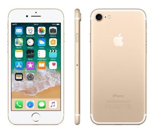 Apple iPhone 7 32gb Original, Vitrine, Excelente Em 12x
