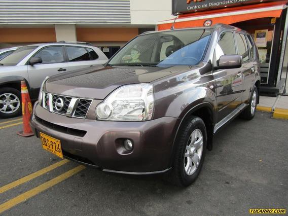Nissan X-trail Xtrail Mcvt Lujo