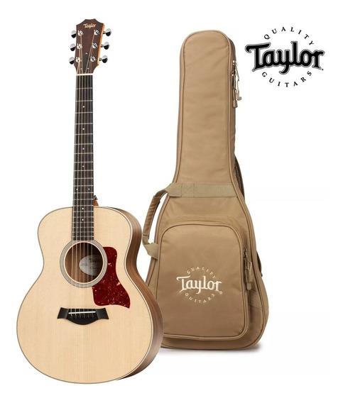 Violão Elétrico Taylor Gs Mini-e Walnut C/bag E Nf-e Oferta!