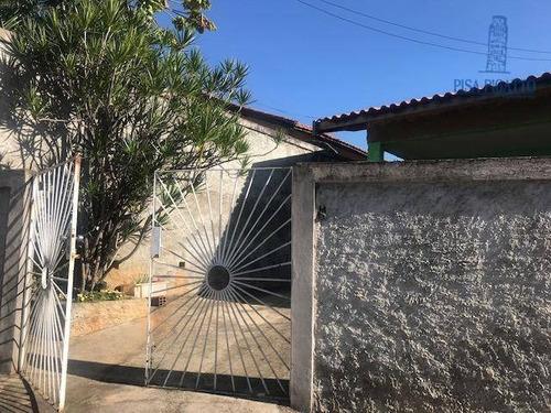 Casa Com 3 Dormitórios À Venda, 100 M² Por R$ 420.000,00 - Jardim Primavera - Paulínia/sp - Ca2110